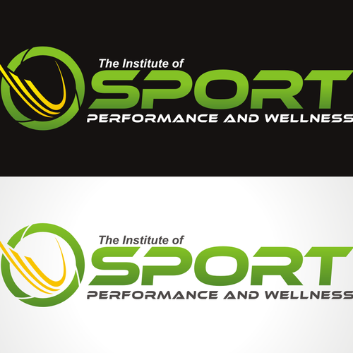 Create the next logo for The Institute of Sport Performance and Wellness