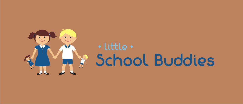 Create the next logo for Little School Buddies