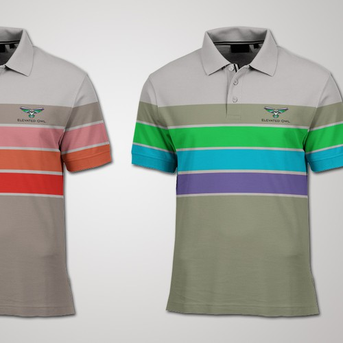 Golf Polo Design For New Apparel Company (Potential Job Opportunity)