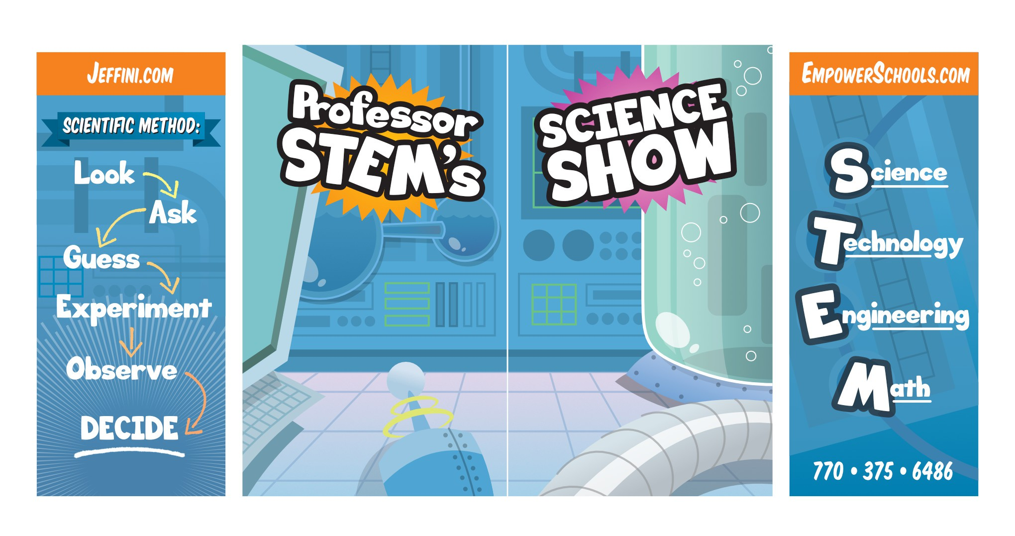 Professor STEM's Science Show