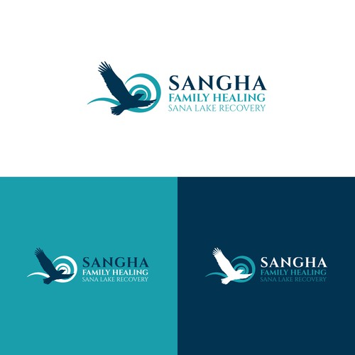 Logo Design - Sangha