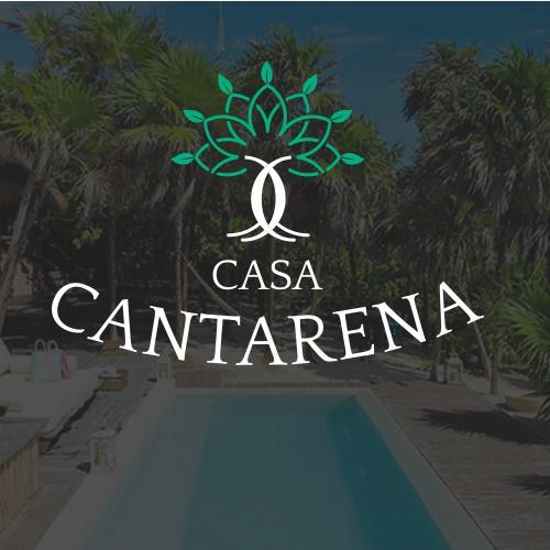 logo for luxury villa rentals