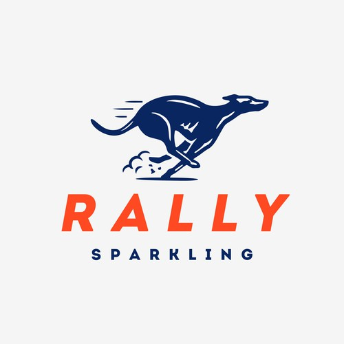 Logo for Rally Sparkling
