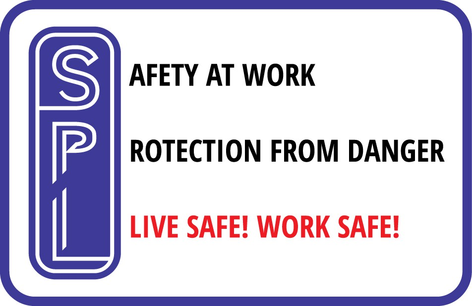 SPL H&S safety logo