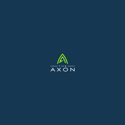 Logo concept for The Axon