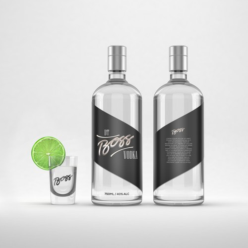 ST Boss Vodka
