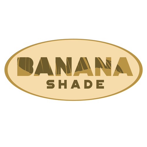 Logo design for Banana Shade Consumer Sporting good company.