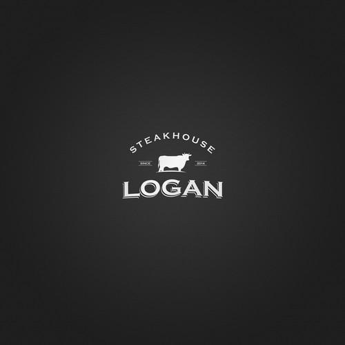 Create a Logo for an Upscale Landmark Steakhouse