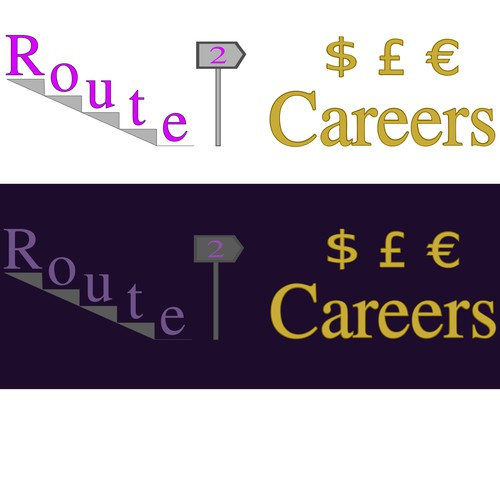 Route 2 Careers needs a fresh new logo