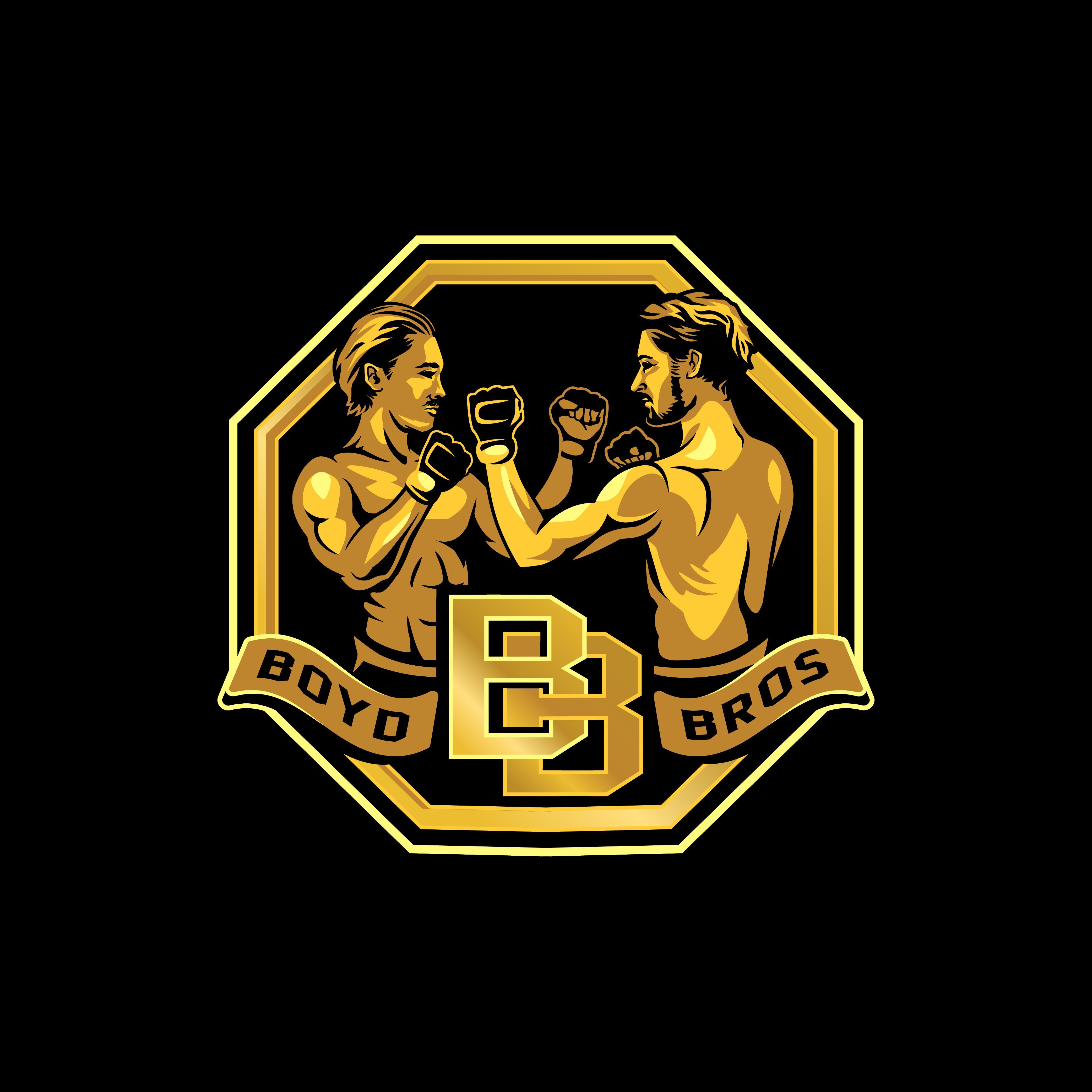 Boyd Bros. MMA Brand Logo