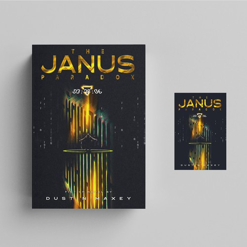 Time-Travel Novel Cover
