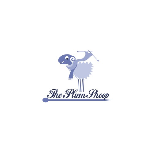 Logo for shop with handmade goods (mostly sewn and knitted)