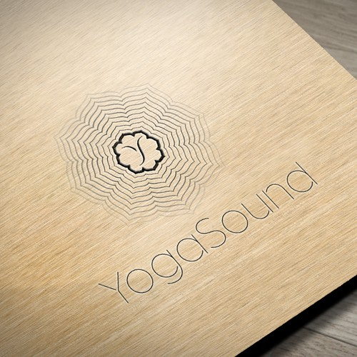 A warm, inviting design for YogaSound