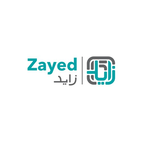 logo concept for zayed
