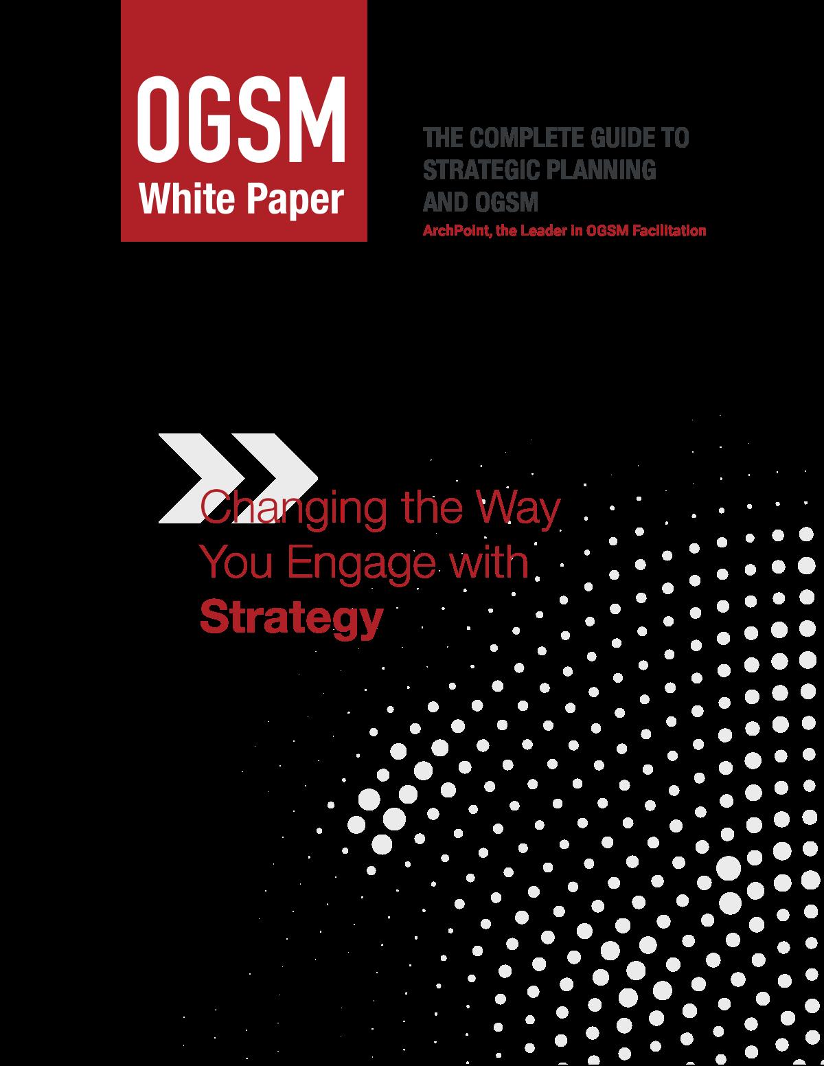 OGSM whitepaper update (adding myOGSM promo)