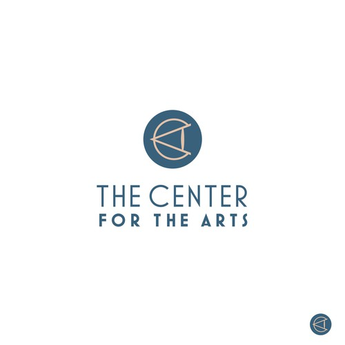 Minimalist style design for Performing Arts