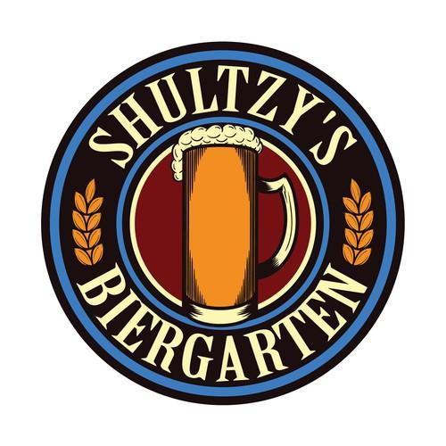Beer logo For SHULTZY'S