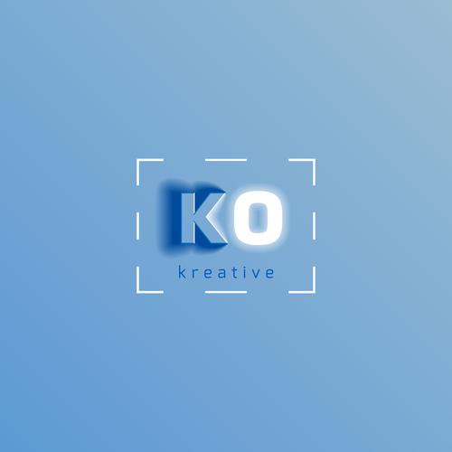Logo for 'KO Kreative'