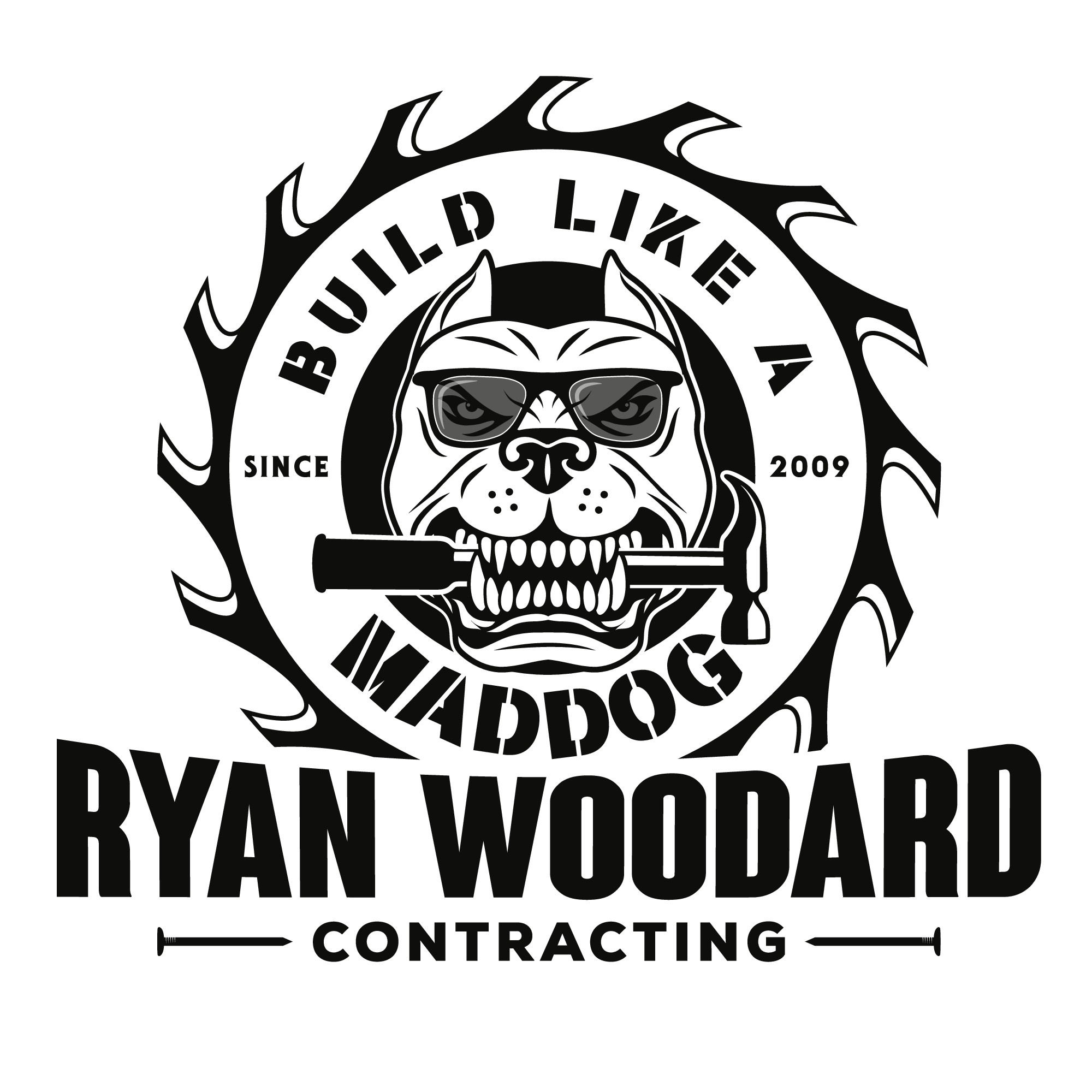 Looking to bring a unique logo idea to life for construction business