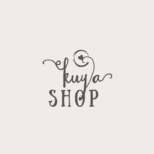 logo for traditional culture shop
