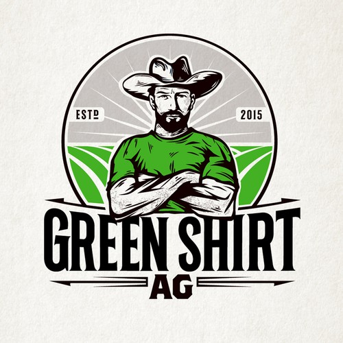 Logo for an Agricultural Production