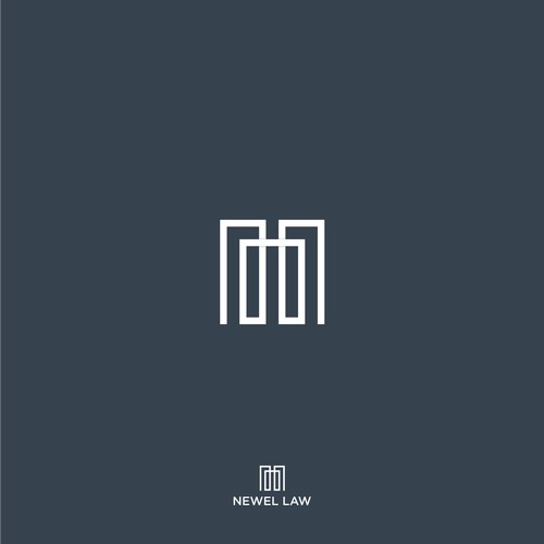 MN logo concept or just M :)