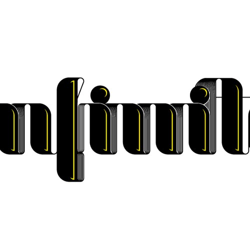 Infinite typography
