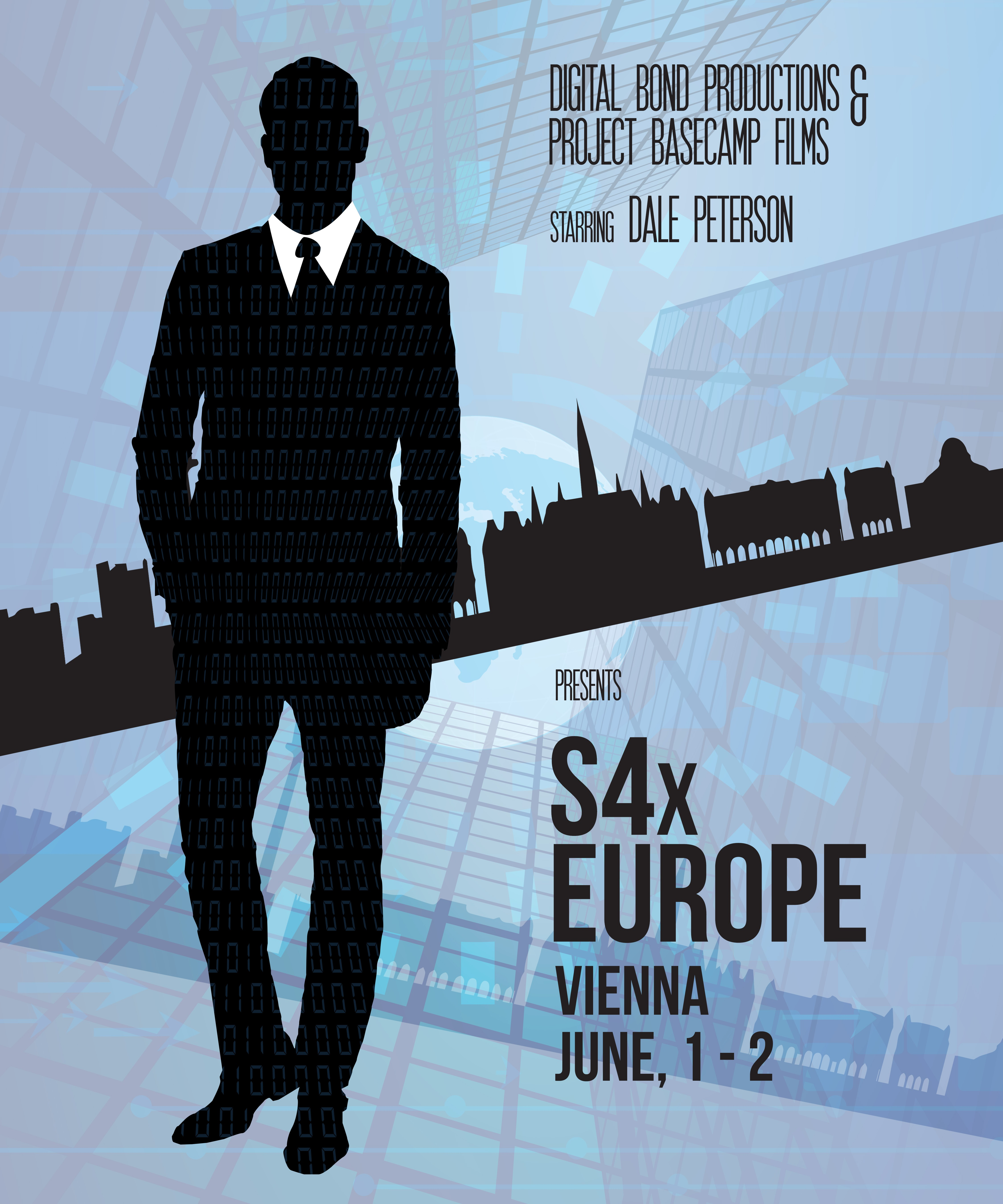 S4xEurope Movie Poster to Promote Conference