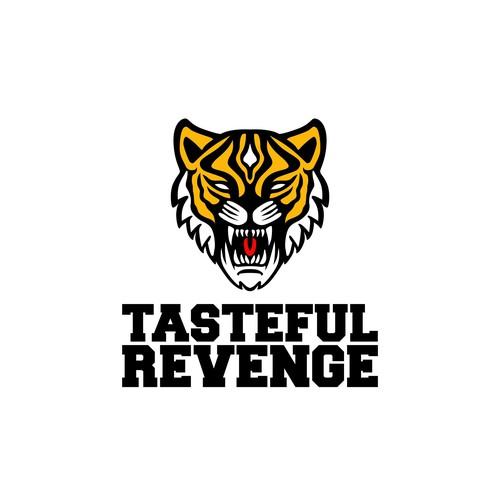tastefull revenge logo