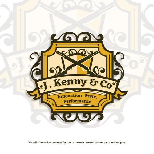 Logo concept for Gunshop