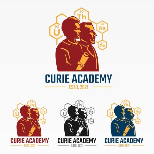 Logo Concept for a High School.