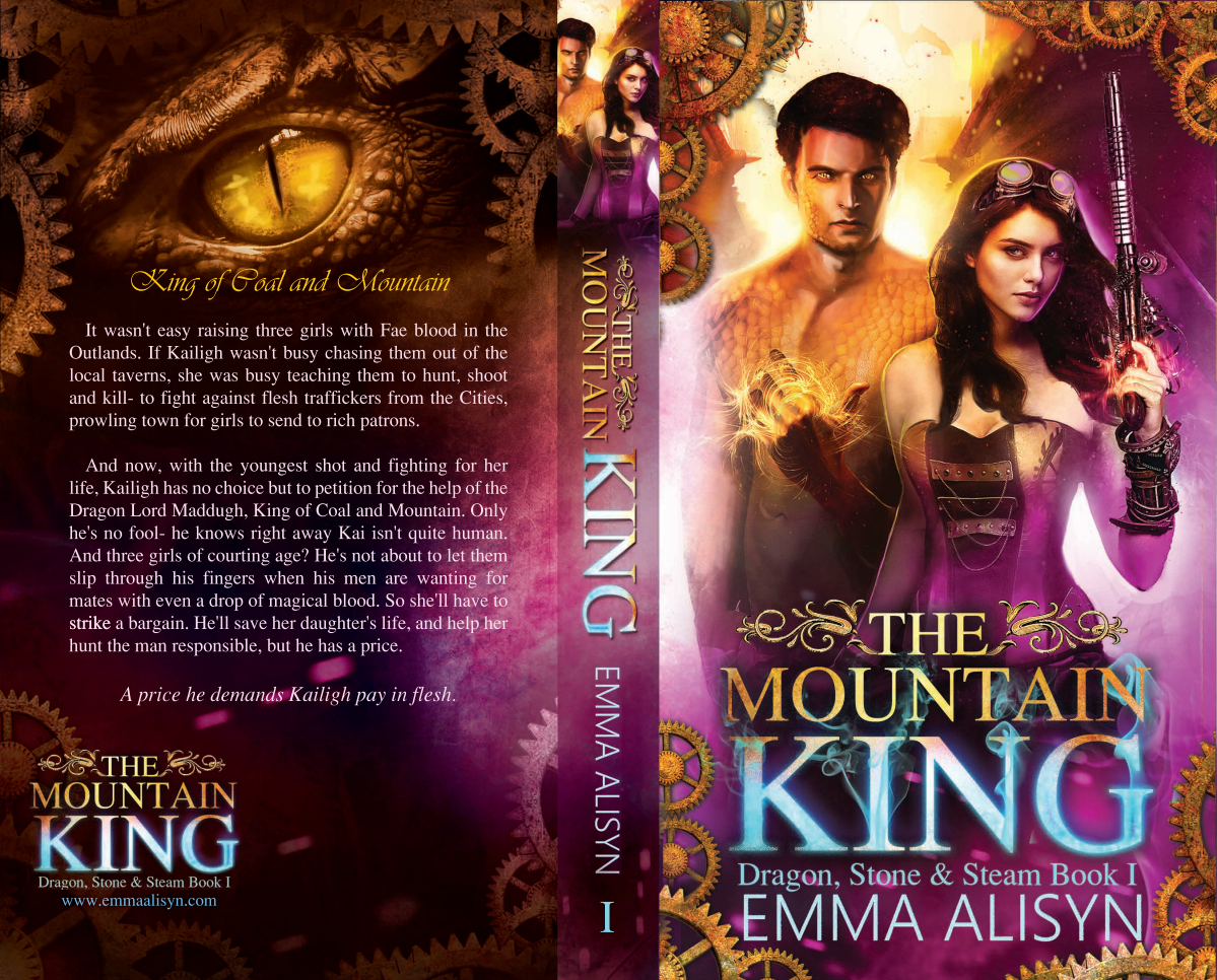 The Mountain King- Paperback add on