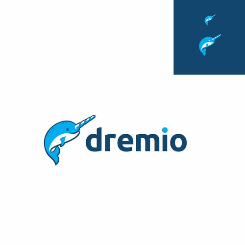Dremio Logo - a startup in the big data space