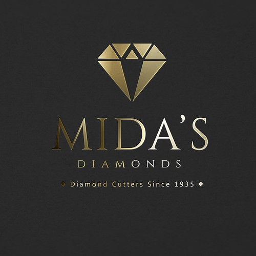 Logo Final - Mida's Diamonds
