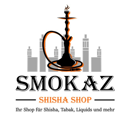 Gewinnerdesign Smokaz Shishashop