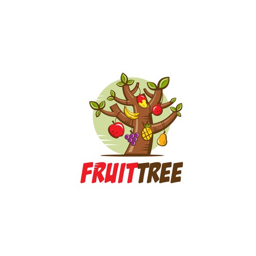 Logo for fruit stand