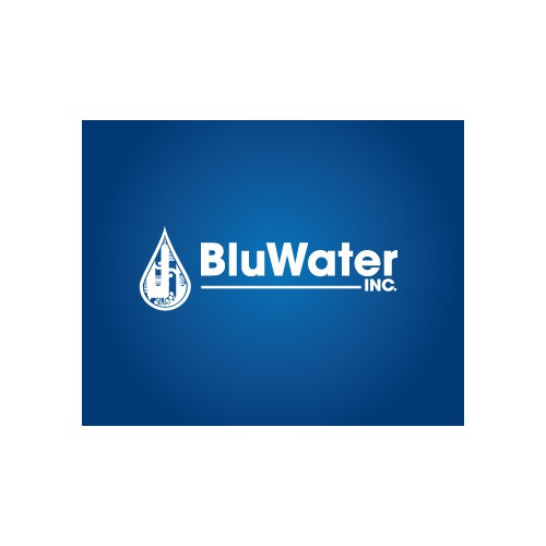 BluWater Inc. logo