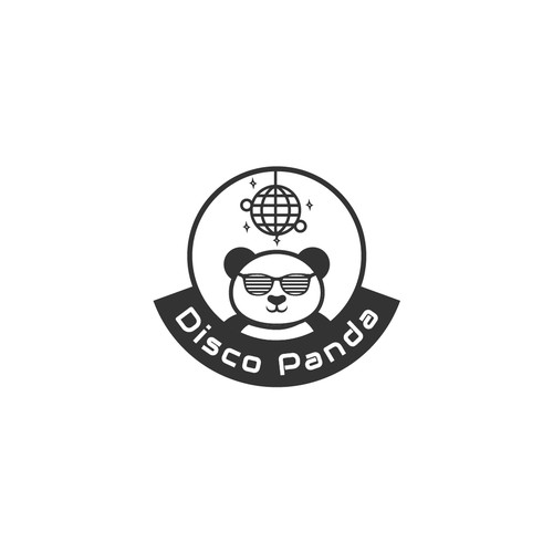 logo for Disco Panda