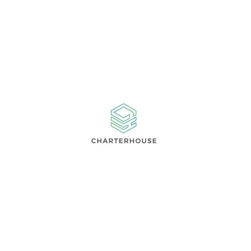 A logo for Charterhouse.