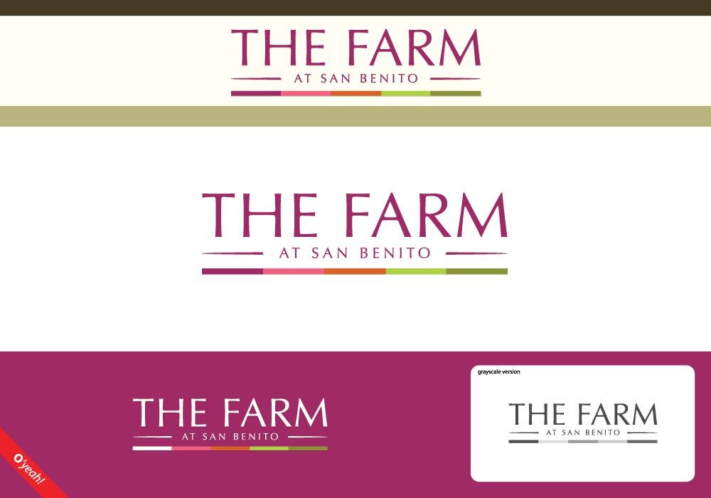 Create the next logo for The Farm at San Benito