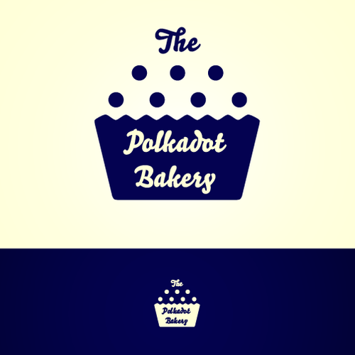 Create a logo to brand a new bakery and luxury cake company