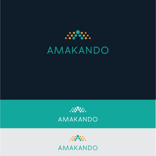 Online Retailer Amakando is looking for a Corporate Identity Design