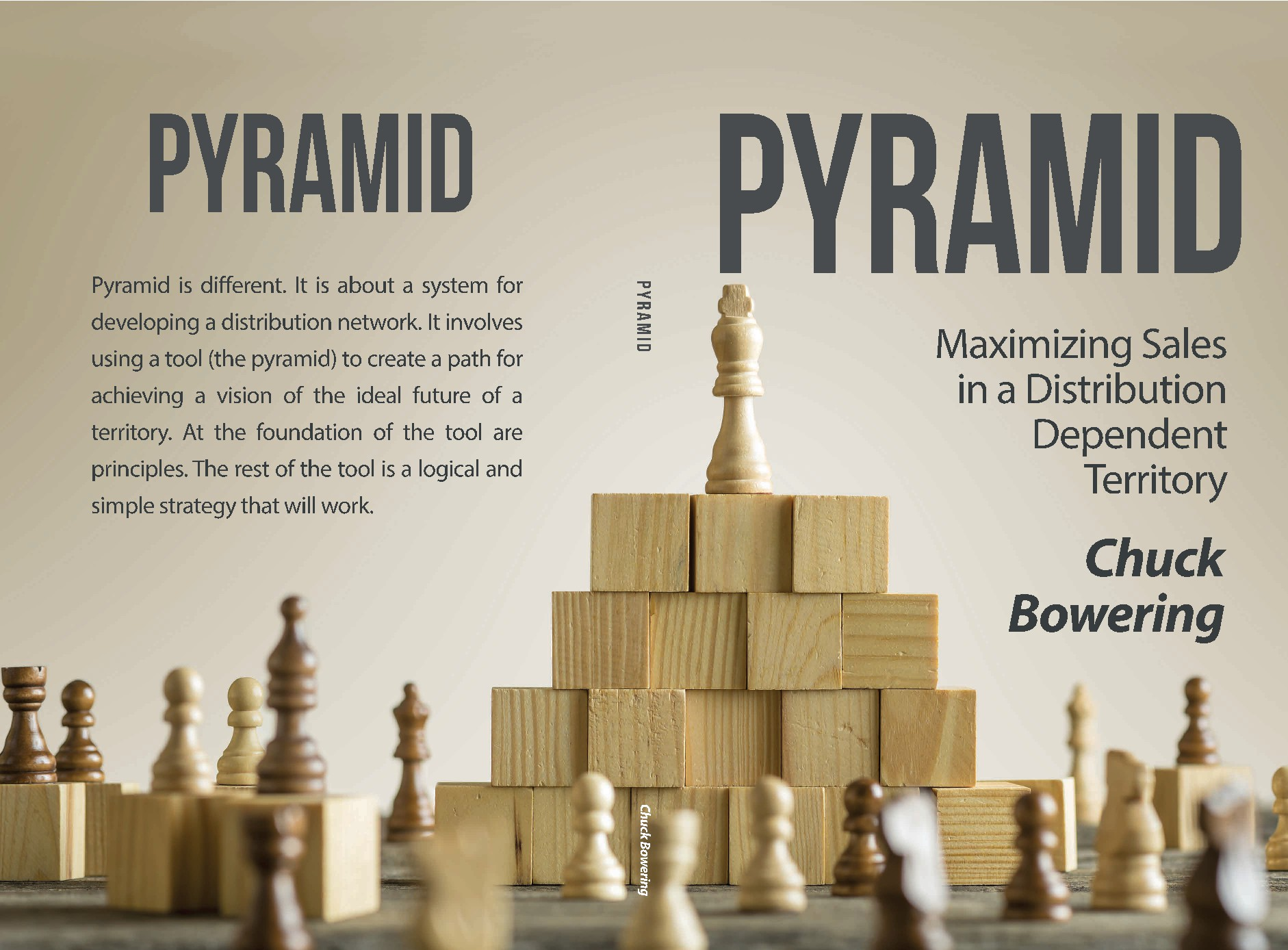Make this book famous!  Pyramid needs your help.