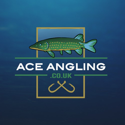 Classic Logo Design for Ace Angling