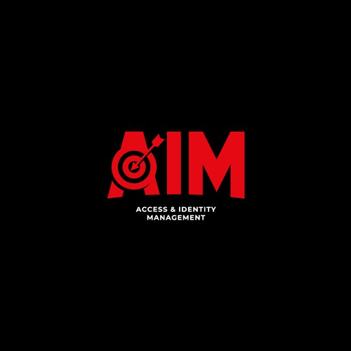 Logo for AIM - Access & Identity Management