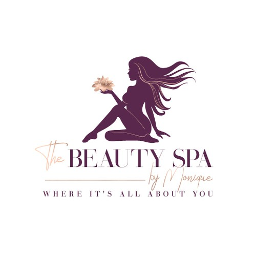 Check out The Beauty SPA's new logo!