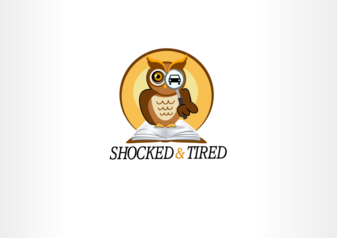 logo for Shocked and Tired