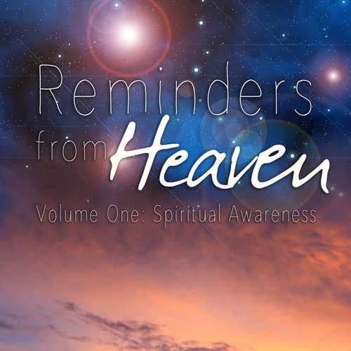 """Reminders From Heaven""  Book Cover"
