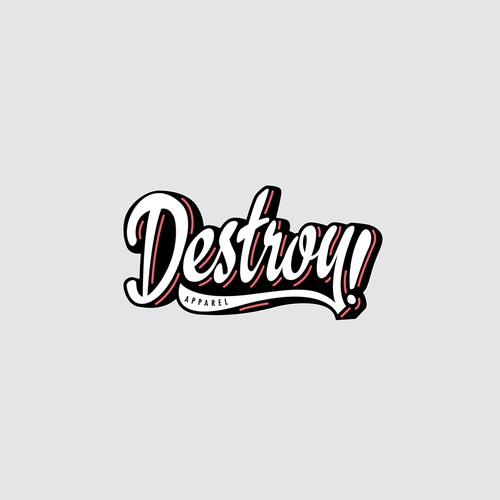 Destroy Apparel Logo