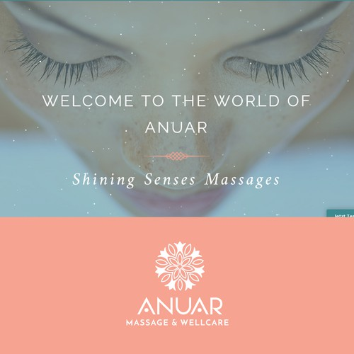 Anuar Massages for all your senses
